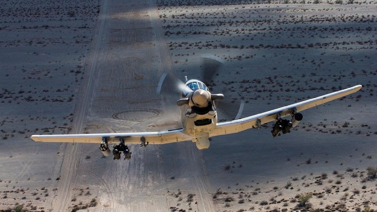 Feature Image-Beechcraft AT-6 Wolverine
