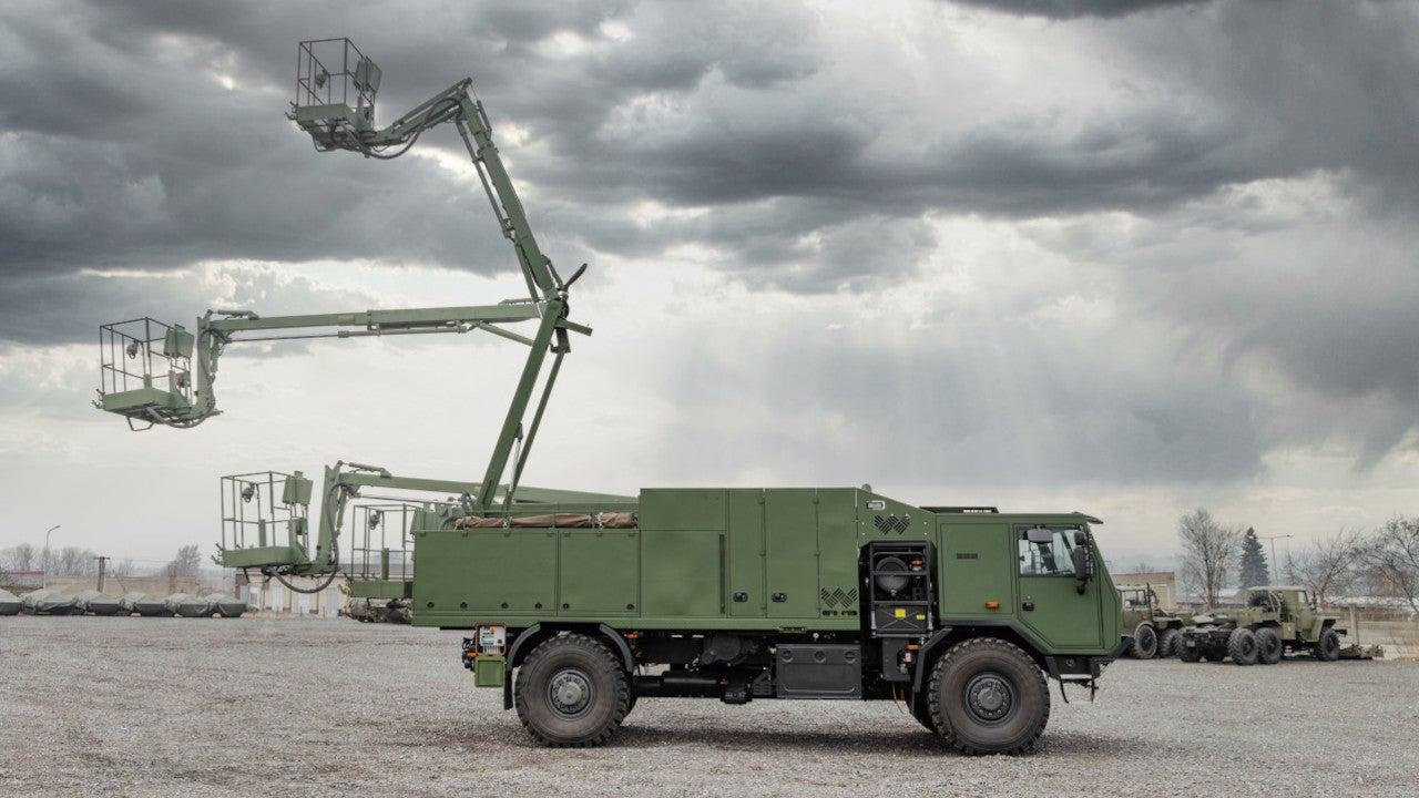 Image 1-DECON Decontamination Vehicle