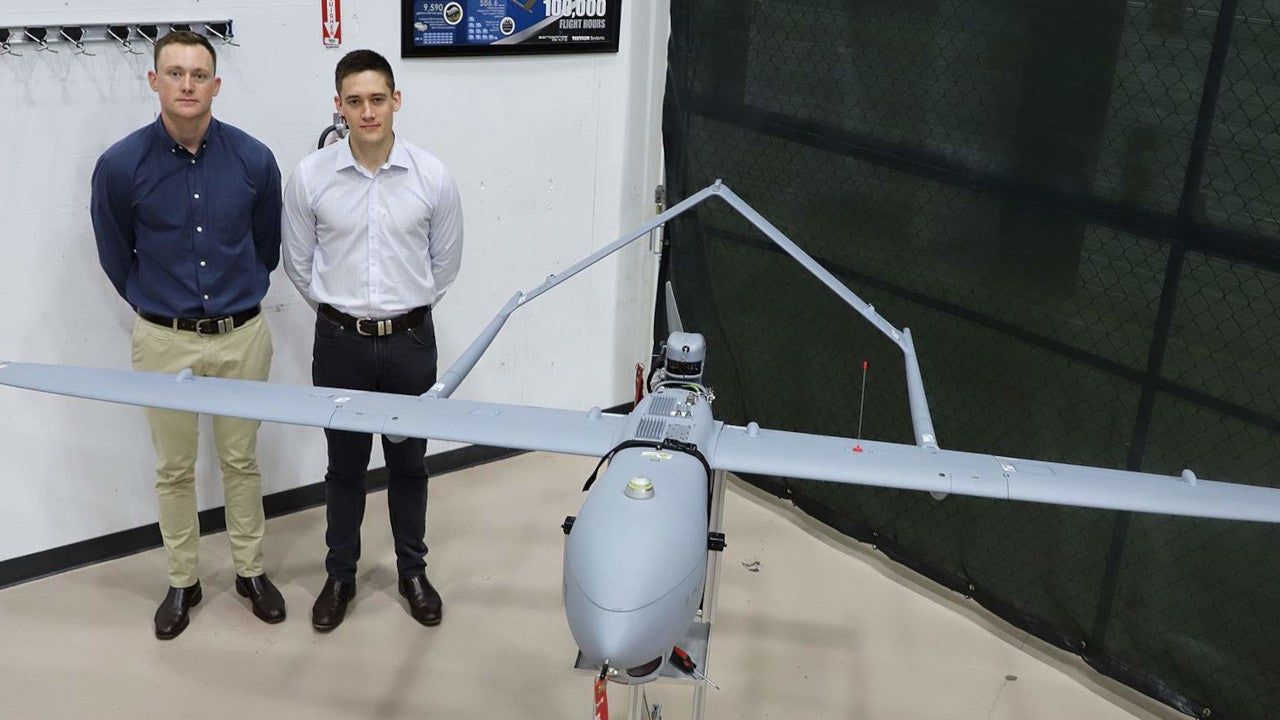 Image 2-Aerosonde HQ Small Unmanned Aircraft System