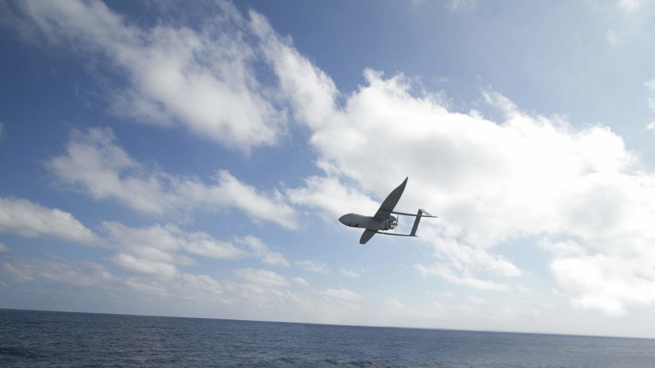 Image 3-Aerosonde HQ Small Unmanned Aircraft System