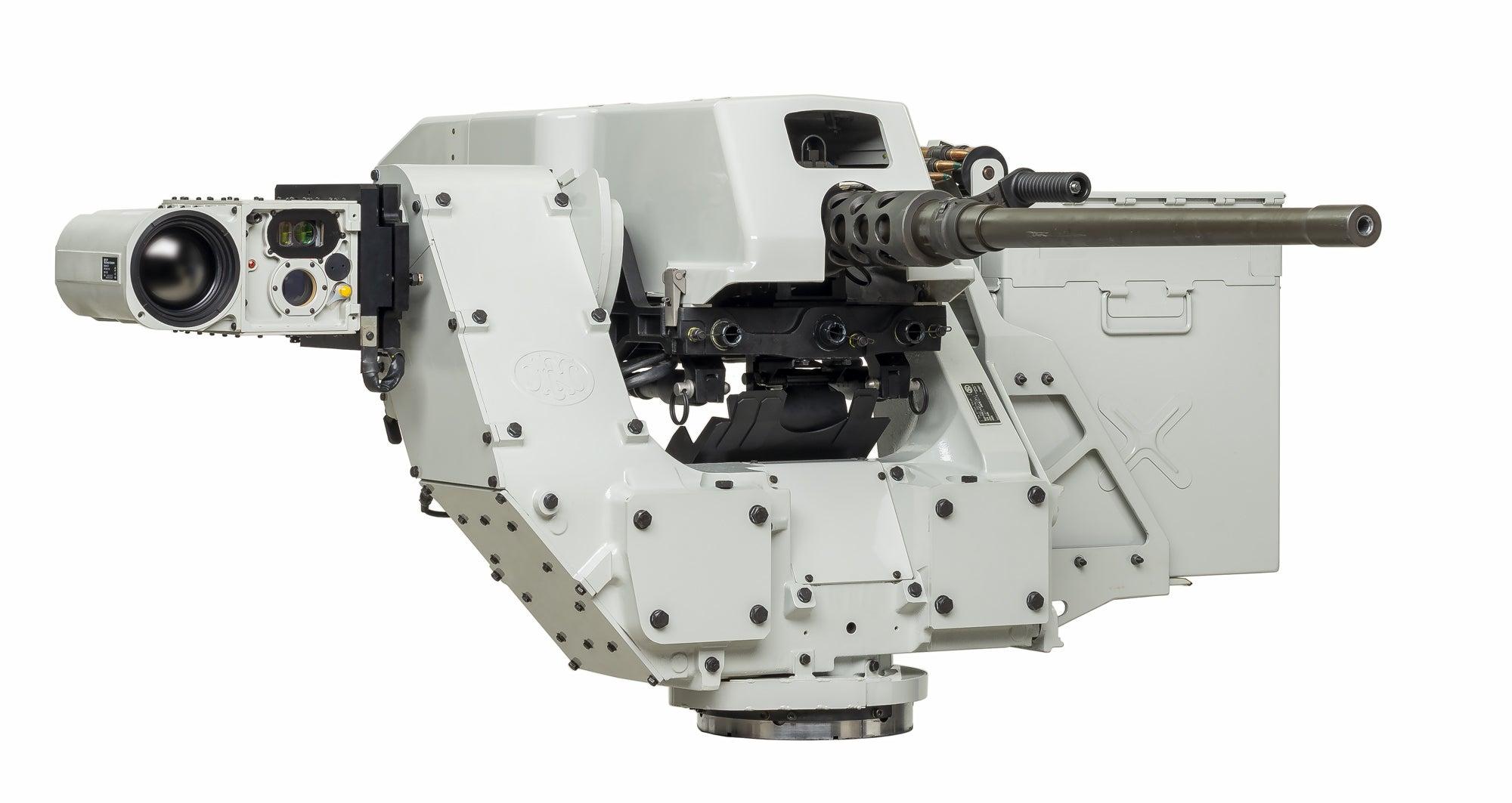 Sea deFNder® with FN® M2HB-QCB by FN Herstal