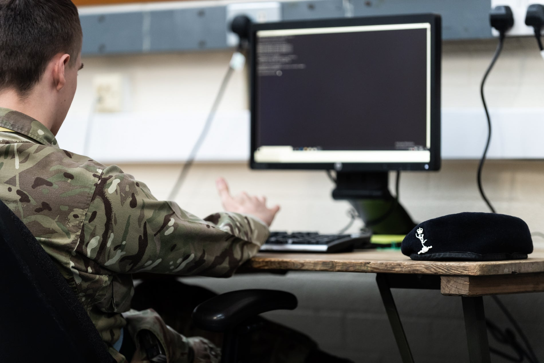 Exercise ARMY CYBER SPARTAN