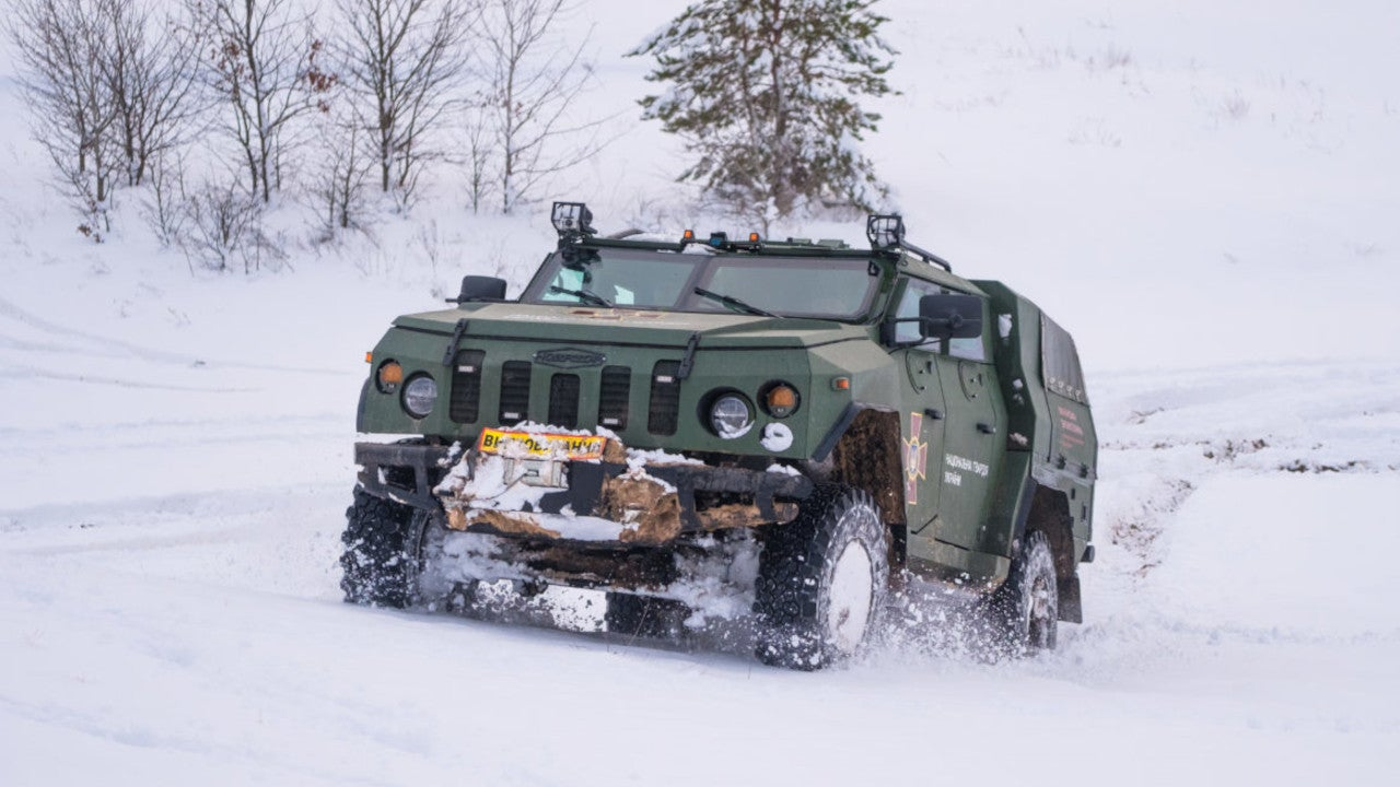 Image 4-Novator Armored Personnel Carrier