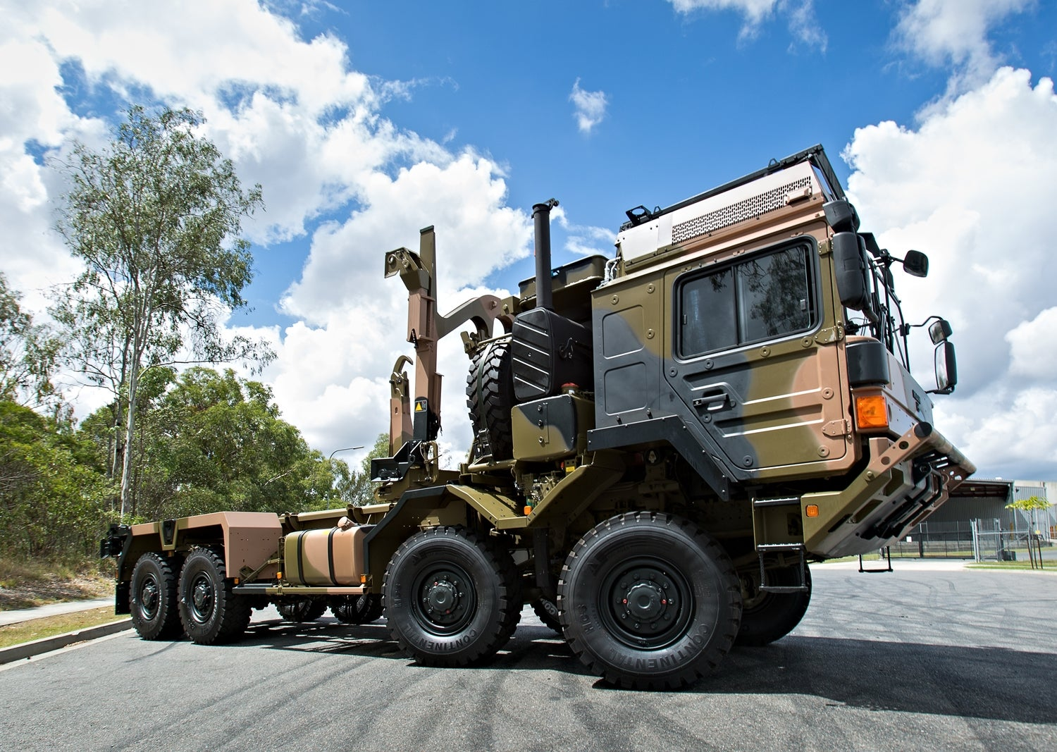 Holmwood Highgate to deliver modules for Australian Army logistics trucks