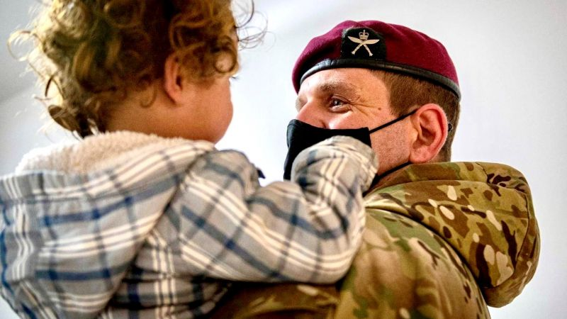 UK Armed Forces deploy on 60-day operation to Kosovo