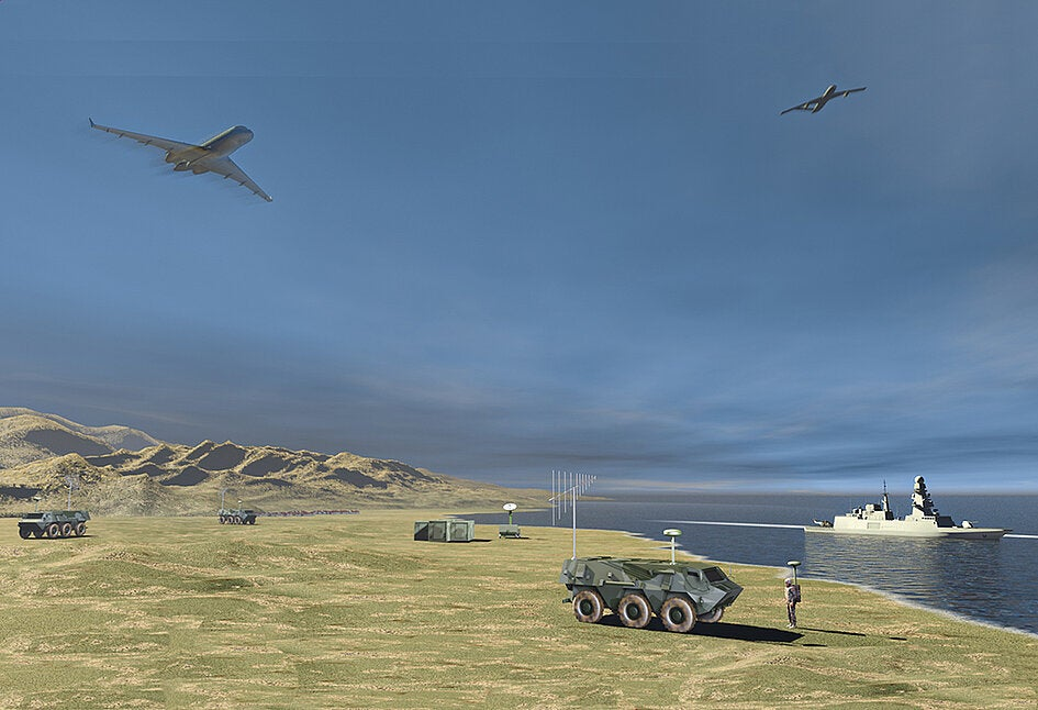 Two Nato nations to receive Hensoldt tactical radio reconnaissance system