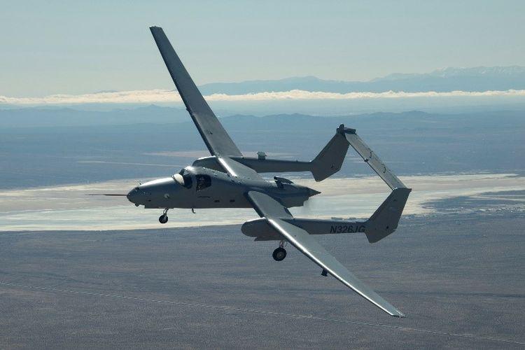 Northrop Grumman showcases new in-flight connectivity for LRCC