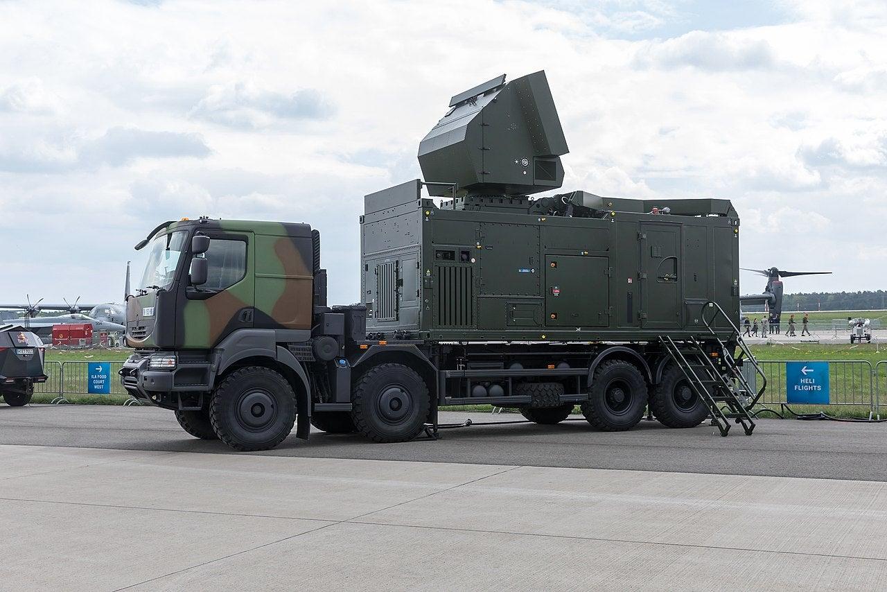Ritek to perform vehicle integration of Thales GM200 MM/C radars