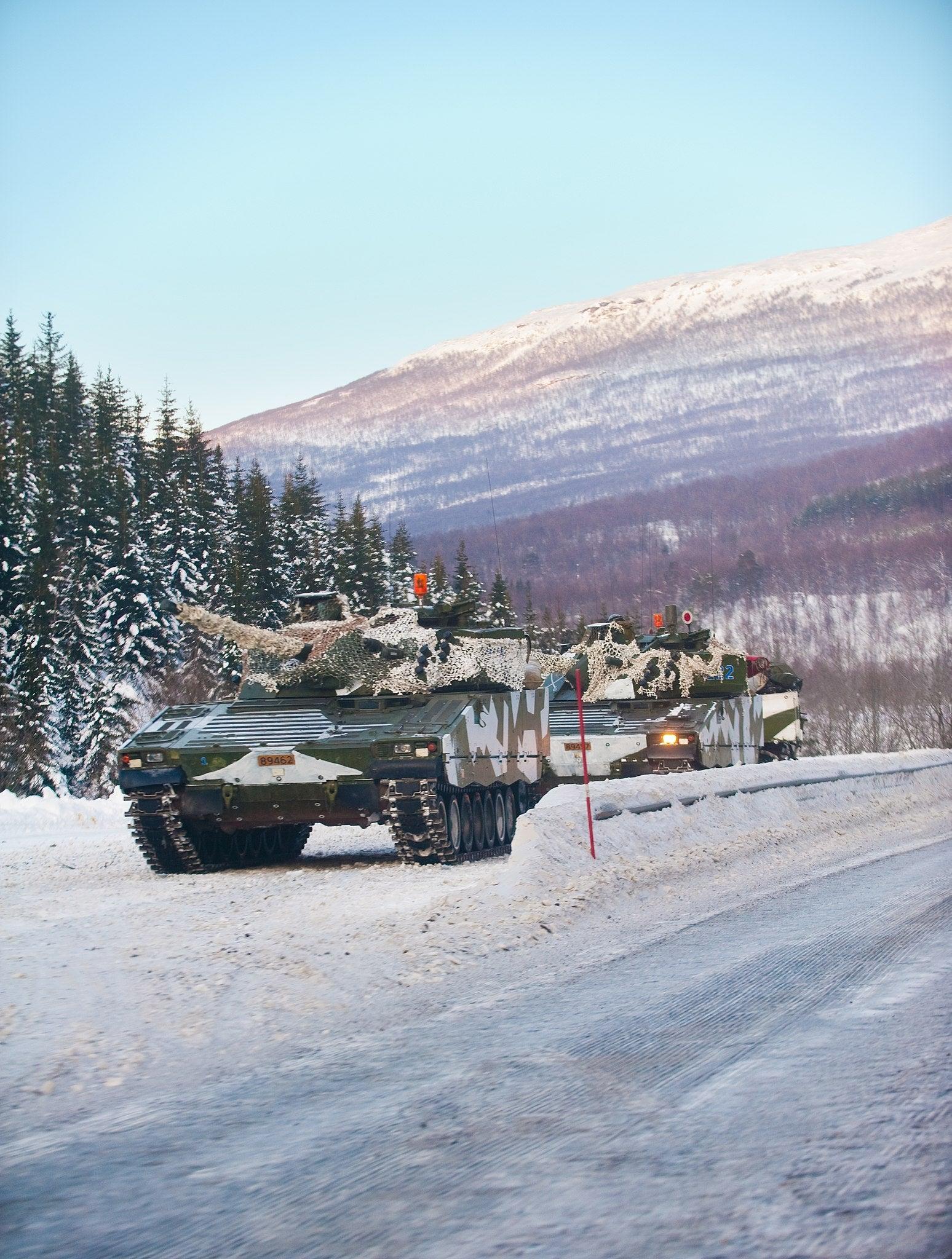Milrem Robotics to support upgrade of Estonian CV90 IFVs