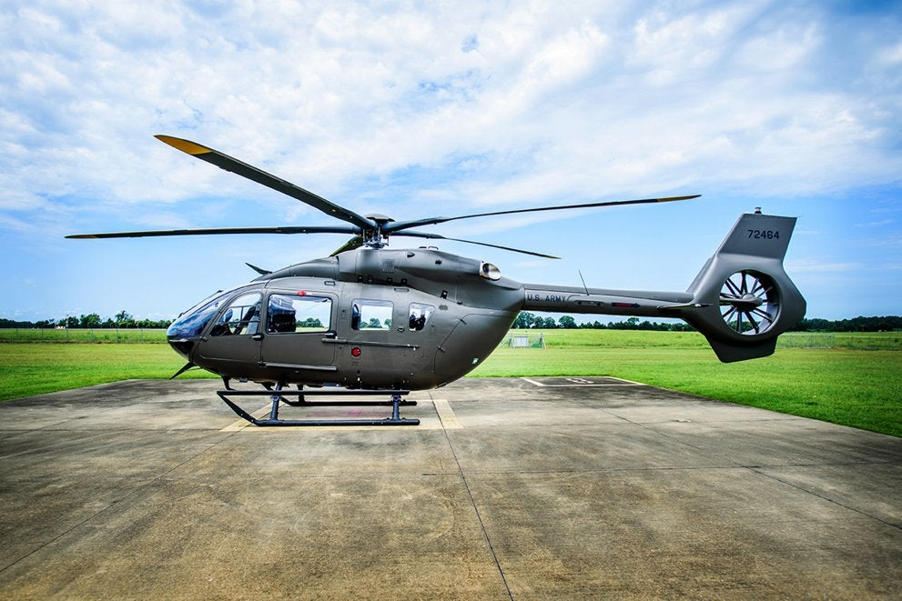 US Army National Guard receives first UH-72B helicopter from Airbus