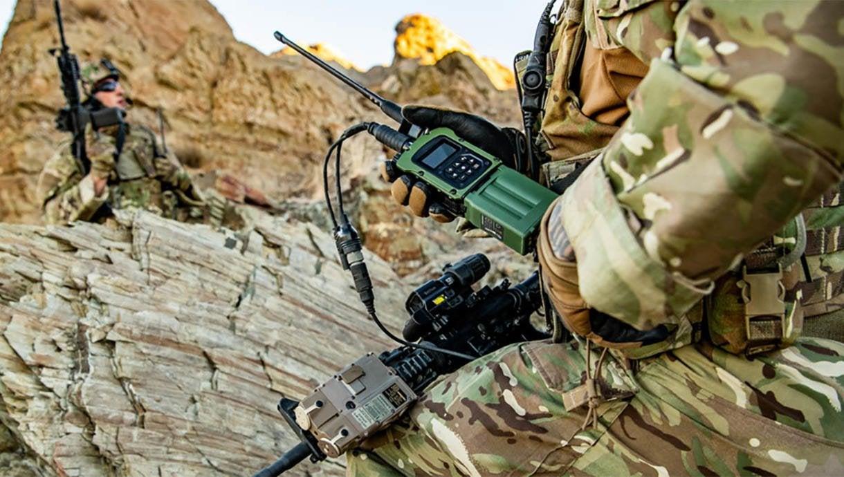 US Army orders L3Harris Falcon IV AN/PRC-171 compact team radios