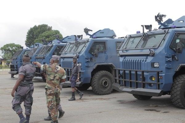 Maverick Internal Security Vehicles