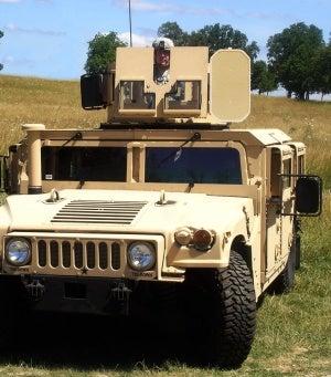 OVL Humvee