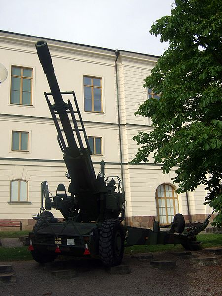 FH77B howitzer