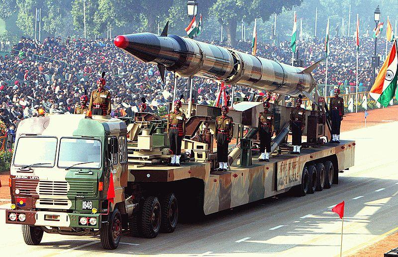 ndian Army's Agni-II IRBM