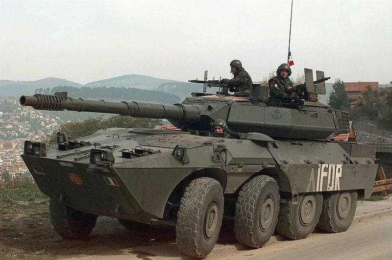 Centauro B1 tank