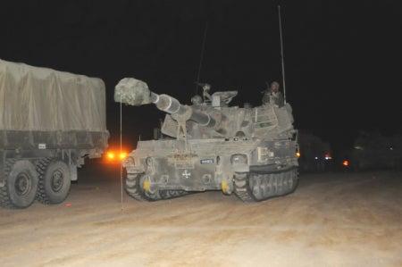 IDF's Advanced Battalion's soldiers