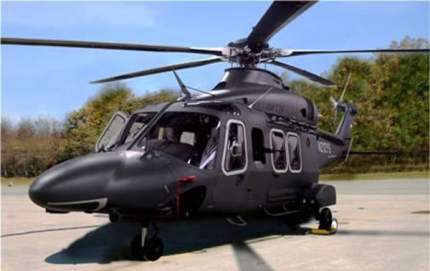 AW139M Multi-Role Helicopter