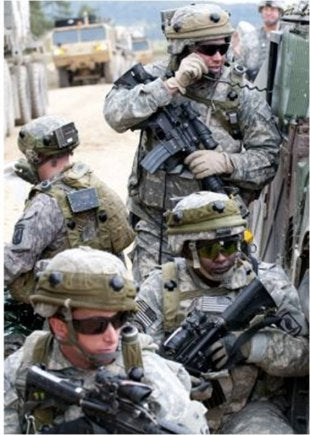 Army radio