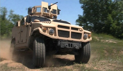 BRV-O (Blast-Resistant Vehicle - Off Road)