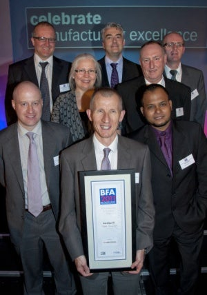 Best Factory Awards 2011