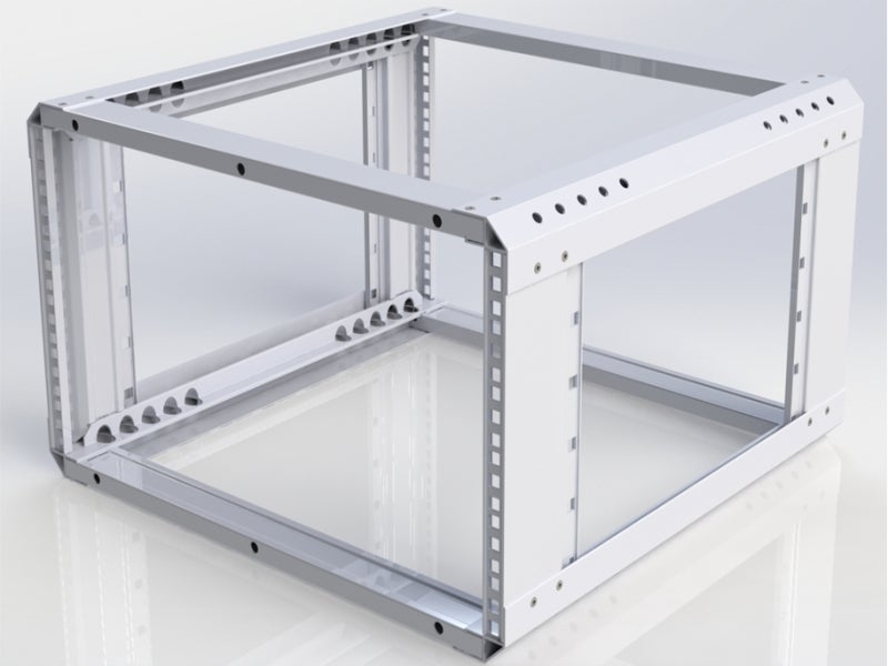 CP Cases launches new extruded aluminium 19in rackmount chassis