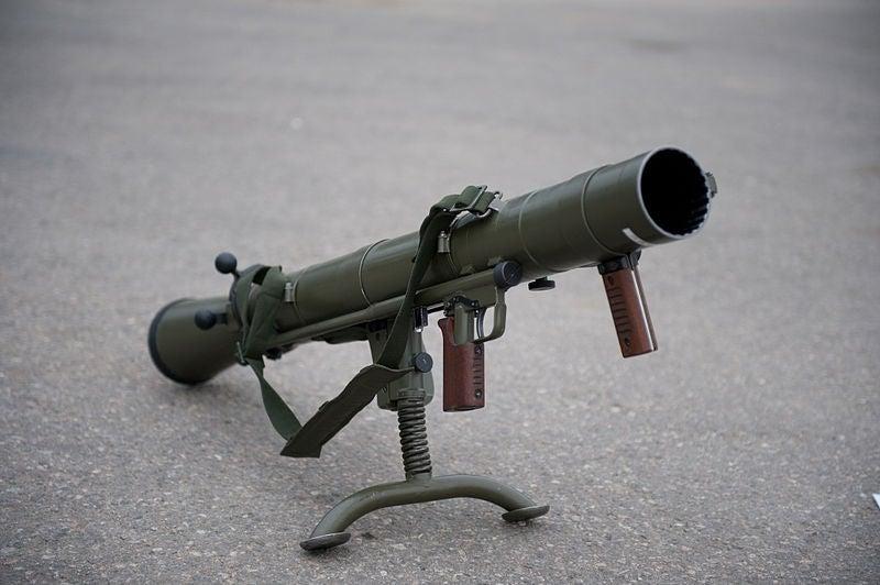 Carl Gutsav weapon