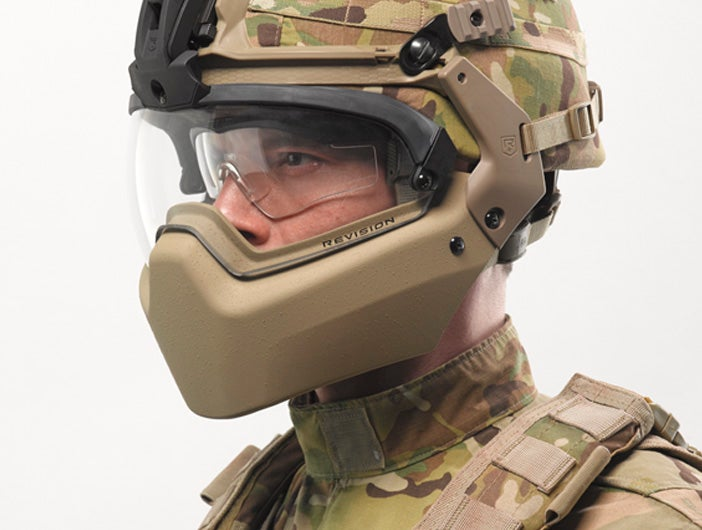 Cobra helmet