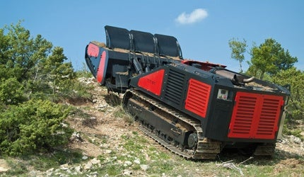 DOK-ING MV-10 Double Tool Mine Clearance System