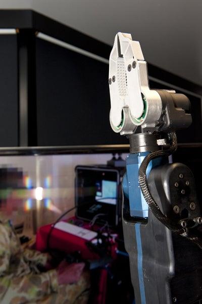 haptic robot system