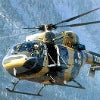 The army and air force helicopters have stub wings fitted to carry up to eight anti-armour missiles