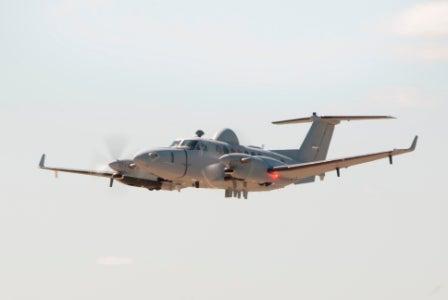 EMARSS aircraft