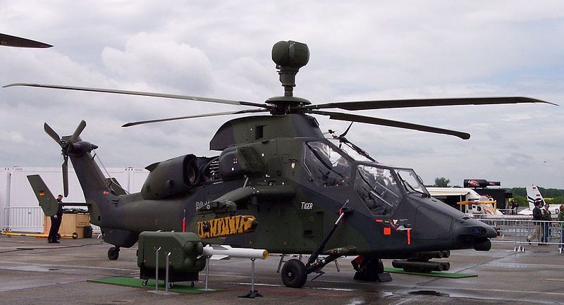 Tiger UHT helicopter