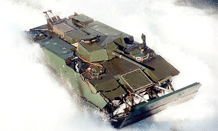 FANG Swimming Tank