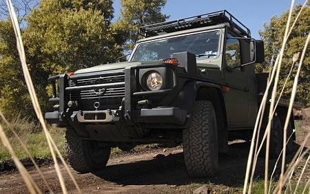 G-Wagon vehicle