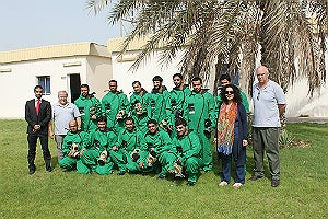 Participants from the Police of Abu Dhabi