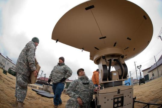 Tiny Home Designs: Australian Military Contracts L-3 For SATCOM Terminals
