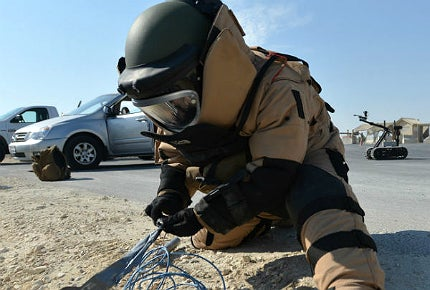 IEDs are still a major threat