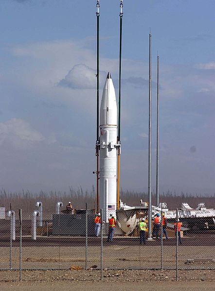 ground-based interceptor