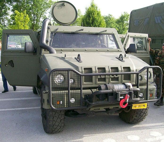 Iveco Lynx LMV