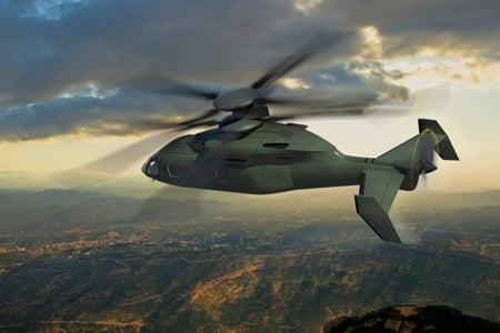 JMR TD helicopter