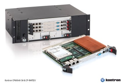 CompactPCI Serial Mesh Performance Increases for Data-Intensive, High-Performance Applications