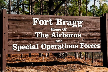 Fort Bragg is the largest US Army base