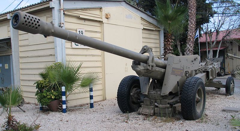 M-46 gun
