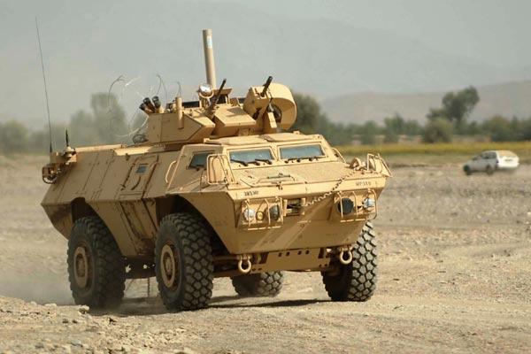 M1117 vehicle