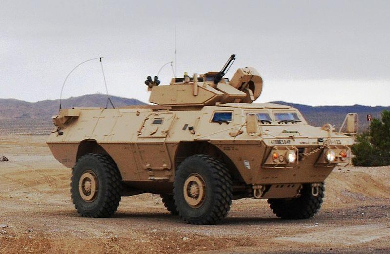 M117 Vehicle