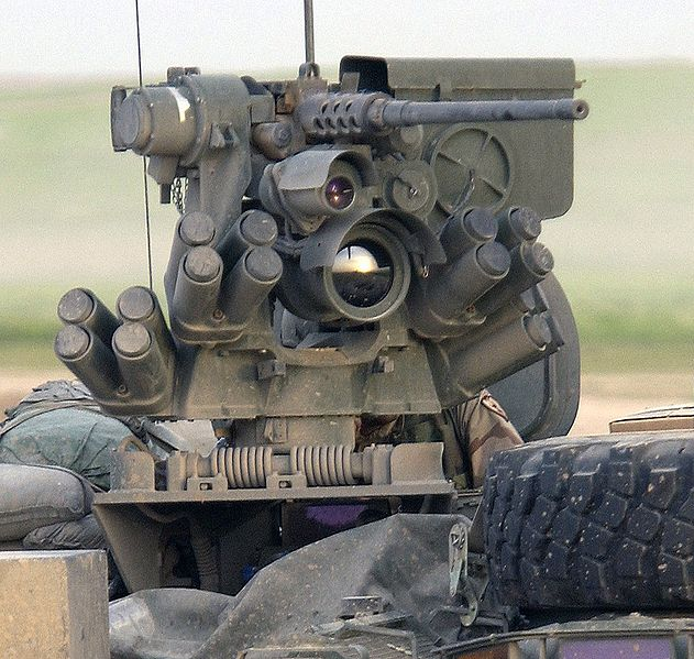M151 Protector system
