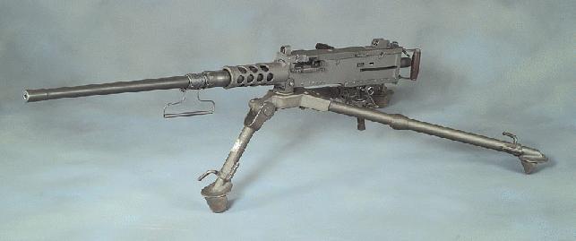 US Army M2HB guns