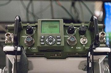 AN/PRC-155 radio