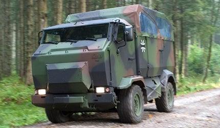 Mungo Armoured Multirole Transport Vehicles